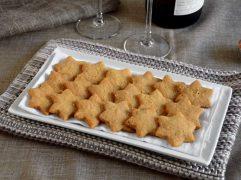 Biscotti con pecorino e paprika