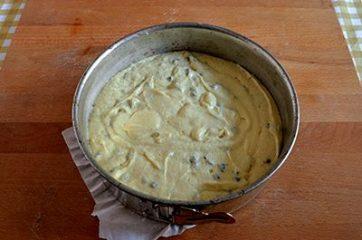 Torta arancia e cioccolato 7