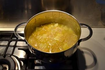 Pasta e patate al forno 6