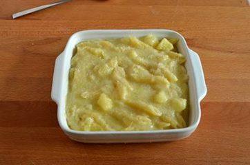Pasta e patate al forno 9