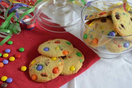 Cookies arlecchino