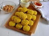 Crocchette di ceci e patate