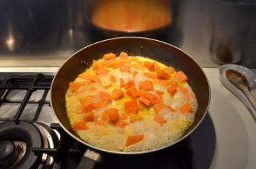 Pasta al forno con zucca e scamorza affumicata 2