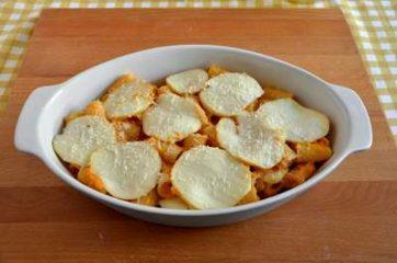 Pasta al forno con zucca e scamorza affumicata 6