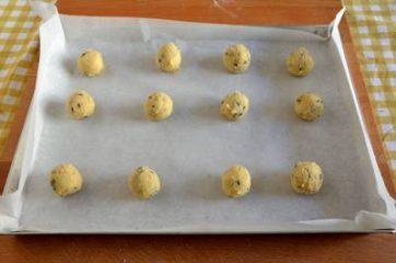 Cookies cioccolato e arachidi 7