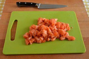 Polpette di salmone 1