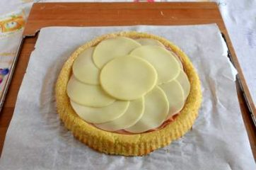 Crostata di patate 7