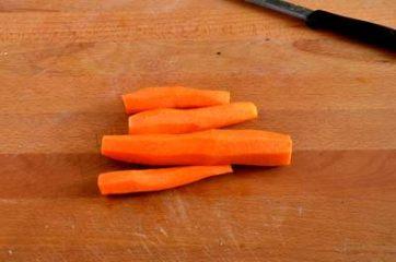 Pesto di carote 1