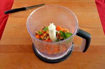 Pesto di carote 2