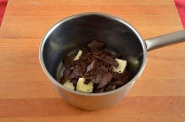 Crostata morbida al cioccolato 1