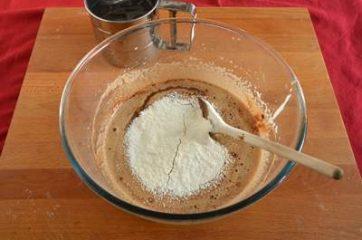 Crostata morbida al cioccolato 4