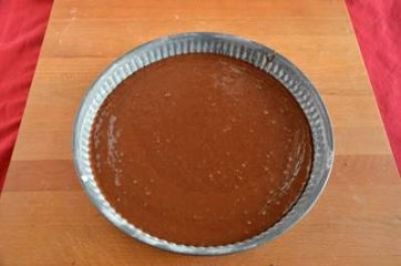 Crostata morbida al cioccolato 5