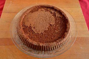 Crostata morbida al cioccolato 7