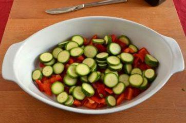 Crumble di verdure 2
