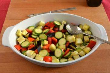 Crumble di verdure 4