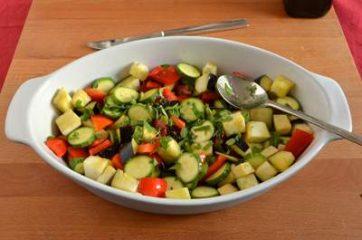 Crumble di verdure 5