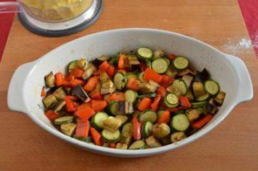 Crumble di verdure 7