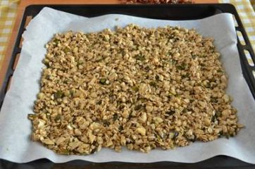 Granola con frutta secca e semi 5