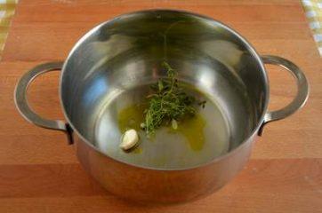 Pasta con pesto di zucchine e vongole 3