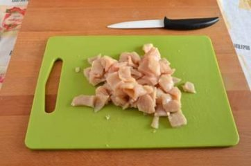 Pollo alla salsa di soia 1
