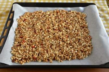 Granola con cereali soffiati 4