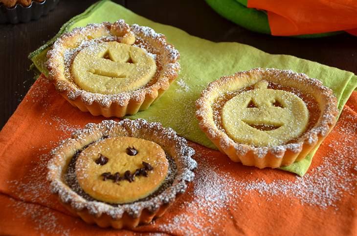 Crostatine di Halloween - La Ricetta della Cucina Imperfetta
