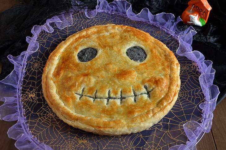 Torta salata di Halloween - La Ricetta della Cucina Imperfetta