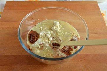 Plumcake cacao e confettura di fichi 3