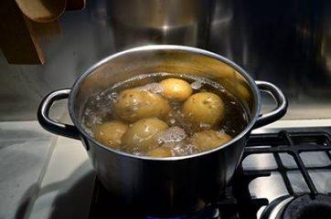 Polpette di patate al forno 1