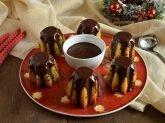 Finti pandorini al cioccolato