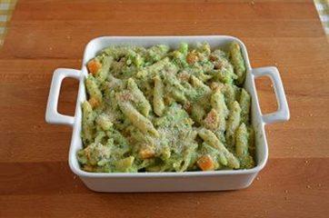 Pasta al forno con zucca e broccoli 11