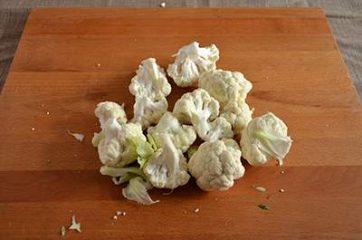 Sformatini di cavolfiore e patate 1