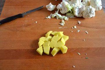 Sformatini di cavolfiore e patate 2