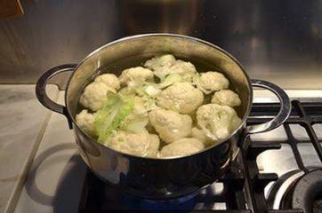 Sformatini di cavolfiore e patate 3