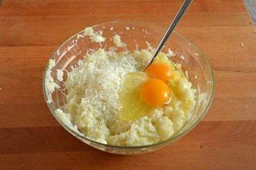 Sformatini di cavolfiore e patate 7