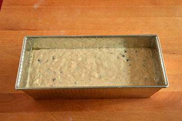 Plumcake integrale senza uova, latte e burro 6