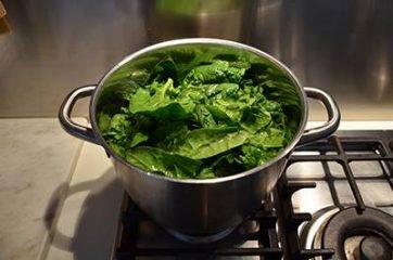 Polpette di carne e spinaci 1