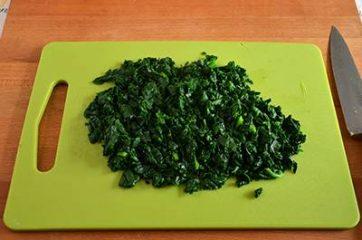 Polpette di carne e spinaci 5