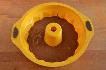 Ciambella con kefir e cacao 6