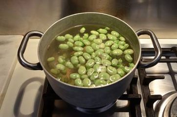 Pesto di fave 2