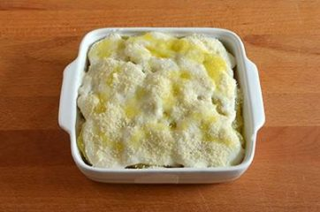 Parmigiana di patate 9