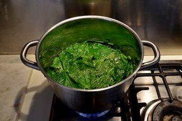 Gnocchi di semolino agli spinaci 2