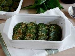 Gnocchi di semolino agli spinaci