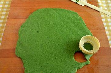 Gnocchi di semolino agli spinaci 7