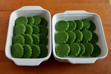 Gnocchi di semolino agli spinaci 8