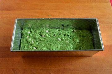 Plumcake agli spinaci 6