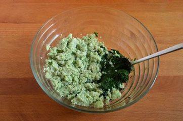 Polpette di merluzzo e spinaci 3