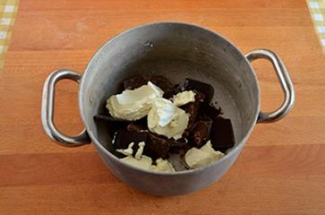 Brownies zucca e cioccolato 2