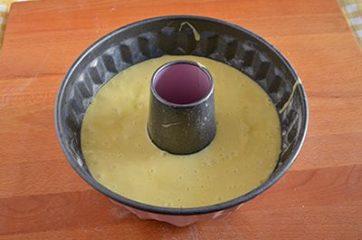 Ciambella al limoncello 5
