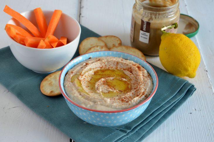 Hummus di cannellini